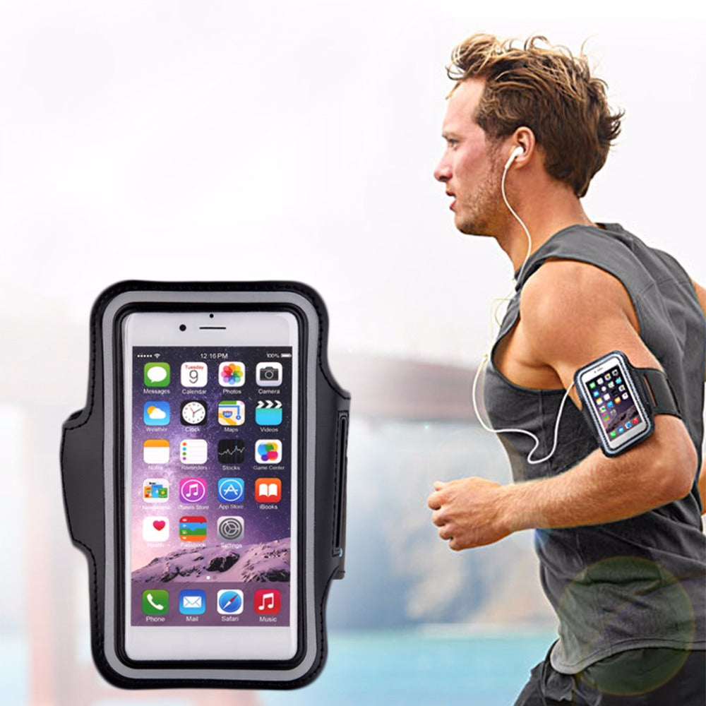 Running bags Sports Exercise Running Gym Armband Pouch Holder Case Bag for Cell Phone