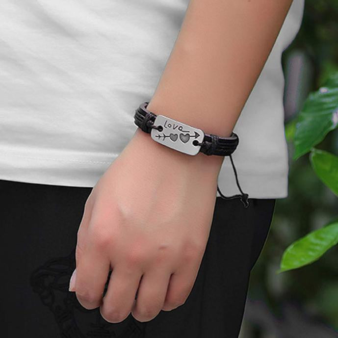 Bracelet Lovers Men Women Wristband