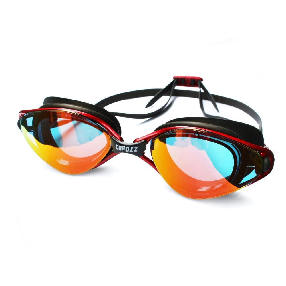 New Professional Anti-Fog UV Protection Adjustable Swimming Goggles Men Women Waterproof silicone glasses adult Eyewear