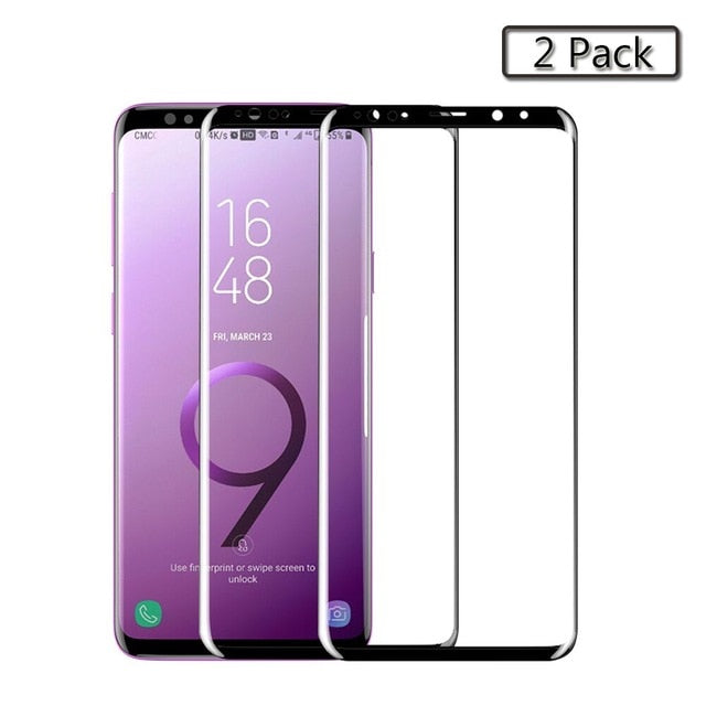 Samsung S9 S8 Screen Protector 3D Curved Full Cover Ultra Soft Film For Samsung Galaxy S8 S9 Plus Not Tempered Glass