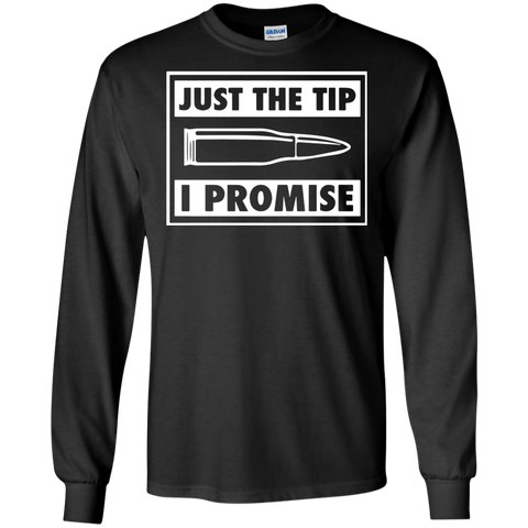 Bullet just the tip promise t shirt Ultra Cotton shirt