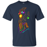 Avengers Infinity War –Thanos Hand shirt Cotton t shirt