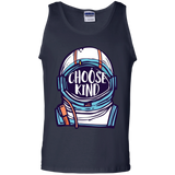 Be Kind Choose Kind t shirt Cotton Tank Top