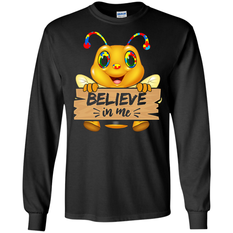 Autism funny bee flying shirt Ultra Cotton shirt