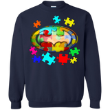 Batman Autism t shirt Sweatshirt