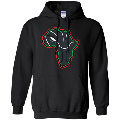 African Black Panther funny t shirt Hoodie