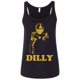 Ben Roethlisberger Dilly Dilly funny t shirt Ladies' Relaxed Jersey Tank