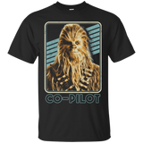 A Star Wars Story - Co pilot shirt Cotton t shirt
