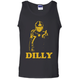 Ben Roethlisberger Dilly Dilly funny t shirt Cotton Tank Top