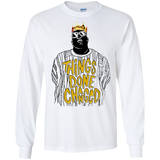 Biggie things done changed shirt Ultra Cotton shirt