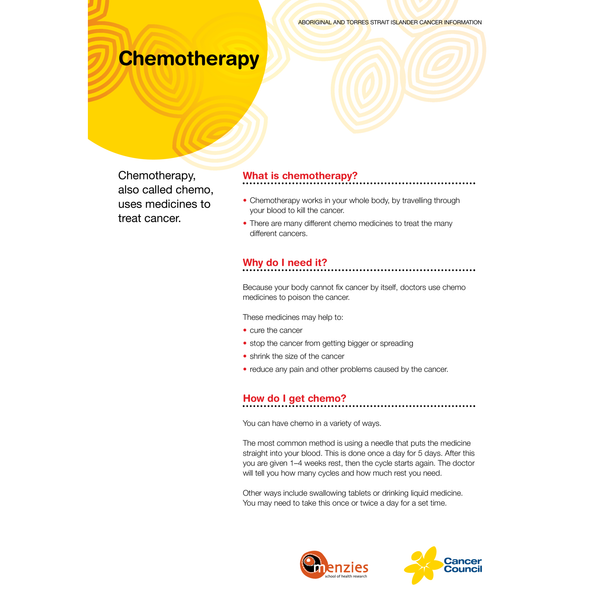 Chemotherapy (PDF Download)