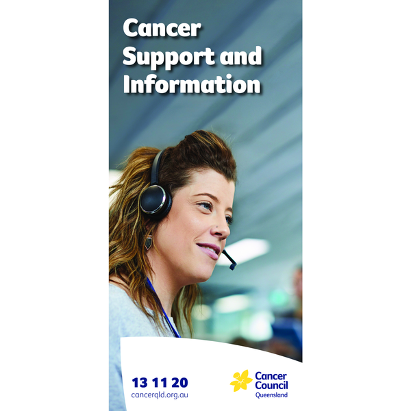 Cancer Support and Information (PDF Download)