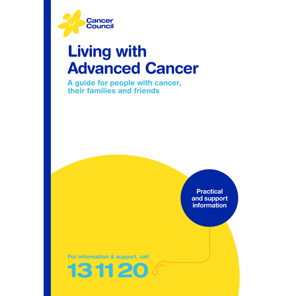 Living with Advanced Cancer (Epub)