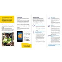 Work Outdoors? Use Protection Every Day (PDF Only)