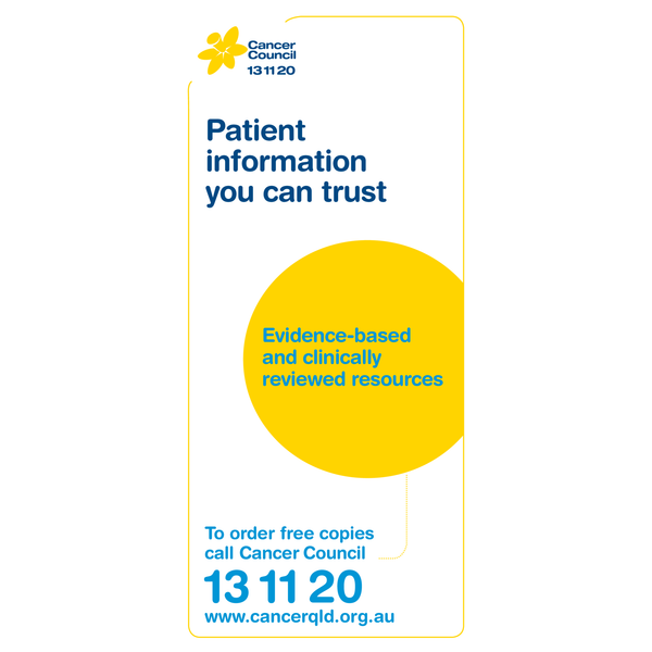 Patient information you can trust (PDF Download)