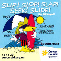 Slip! Slop! Slap! Seek! Slide! Stickers