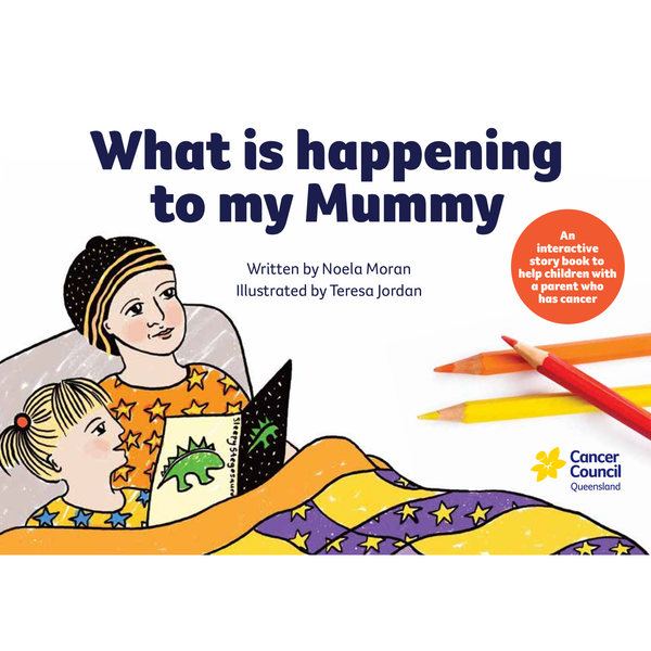 What is happening to my Mummy? (PDF Download)