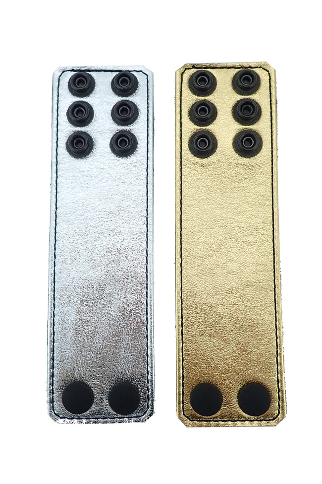 "2"" metallic leather ball stretcher"
