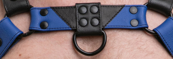 PARTS - Bulldog Harness Centre Straps - Colour