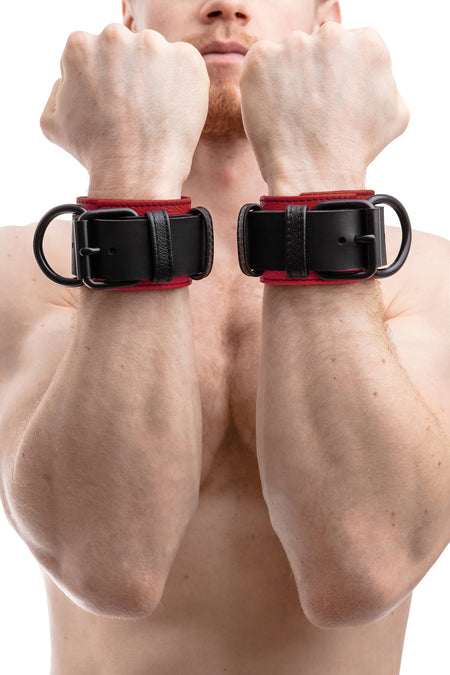 ANKLE RESTRAINTS - Colour