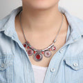 Ethnic Choker Necklace
