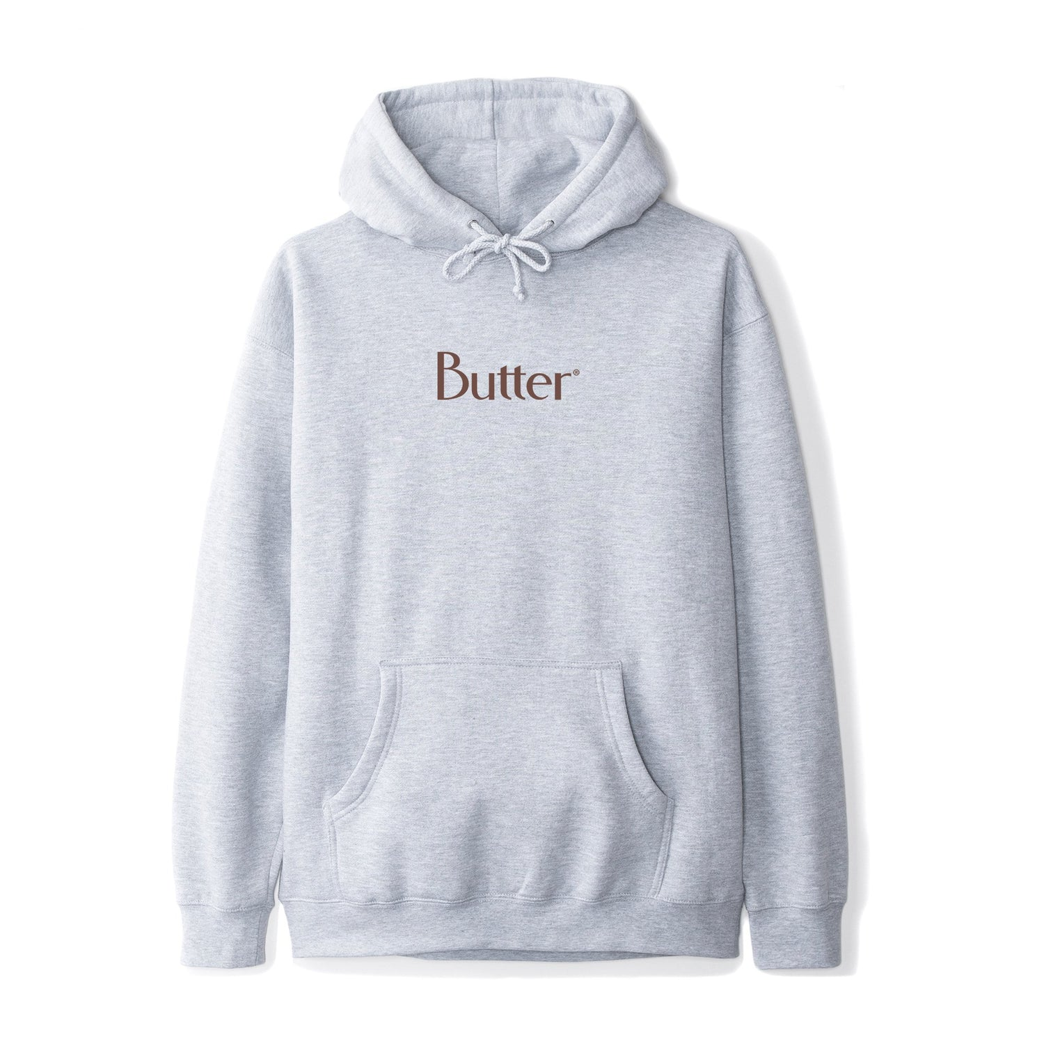 Classic Logo Pullover, Heather Grey