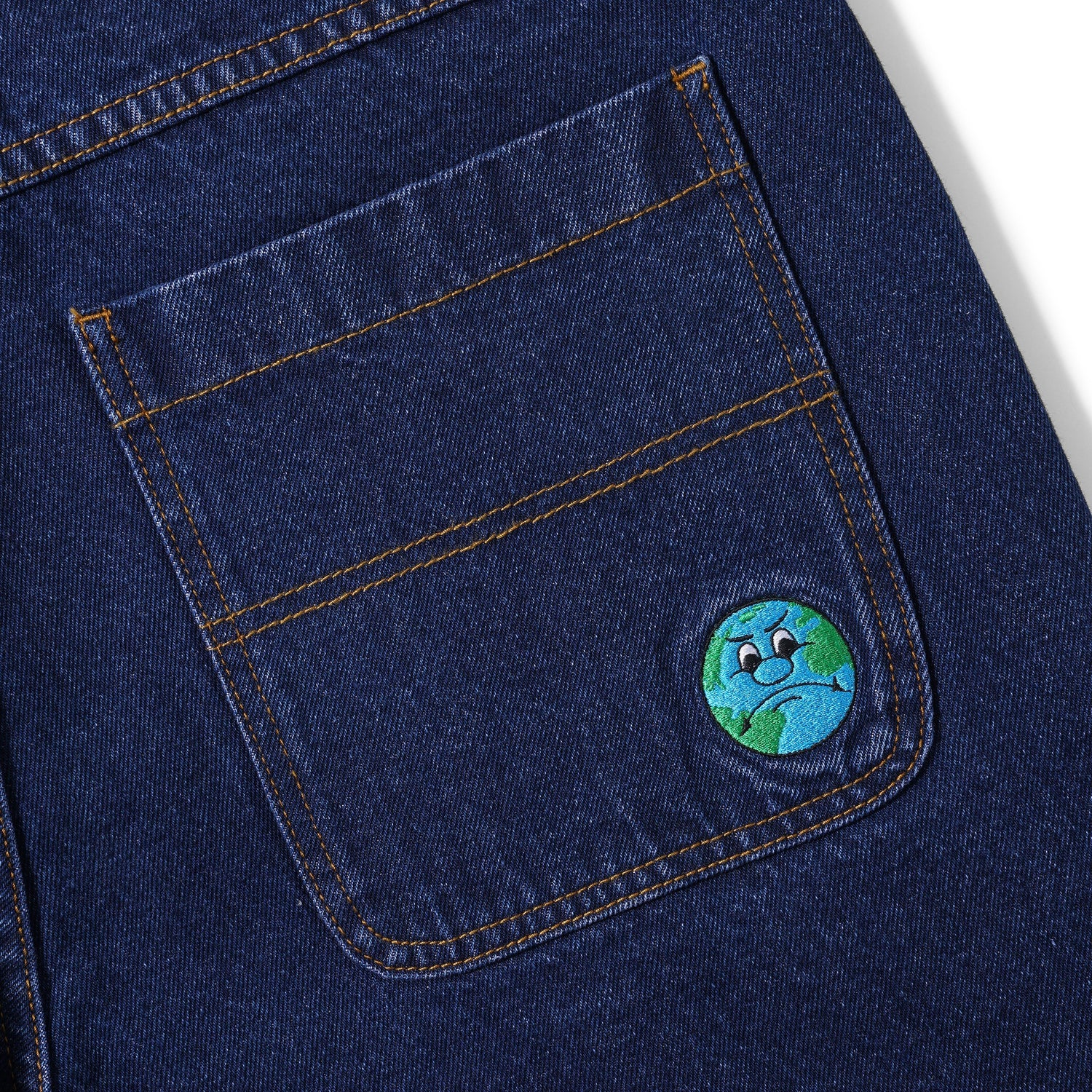 World Denim Pants, Indigo