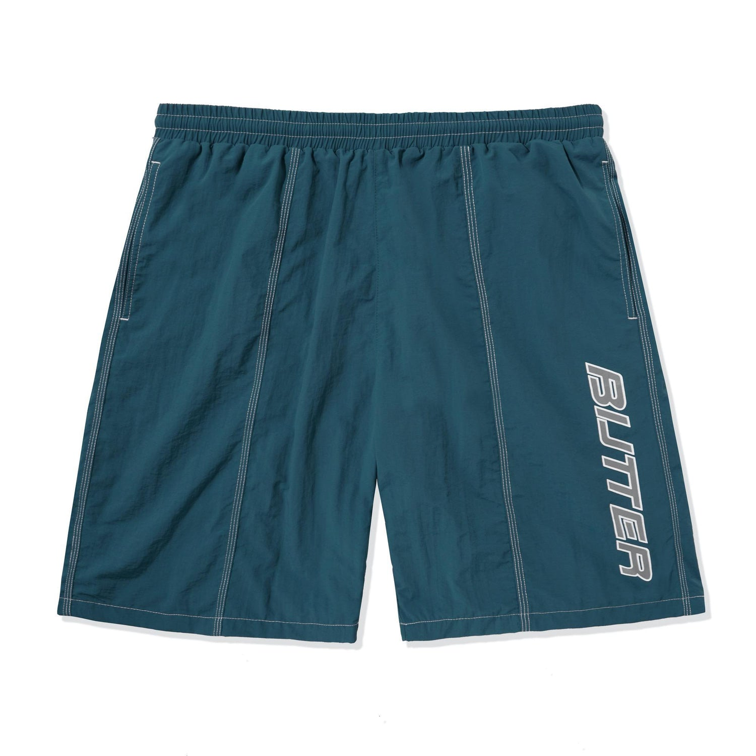 International Shorts, Dark Teal