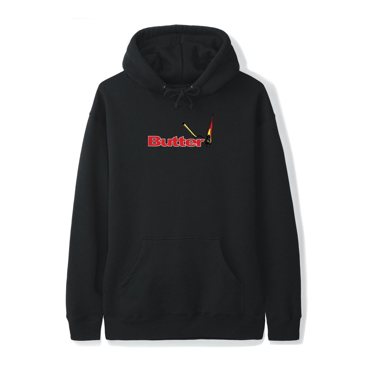 Match Pullover, Black