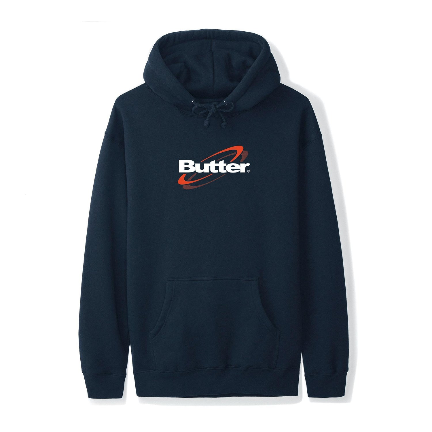 Technology Logo Pullover, Navy