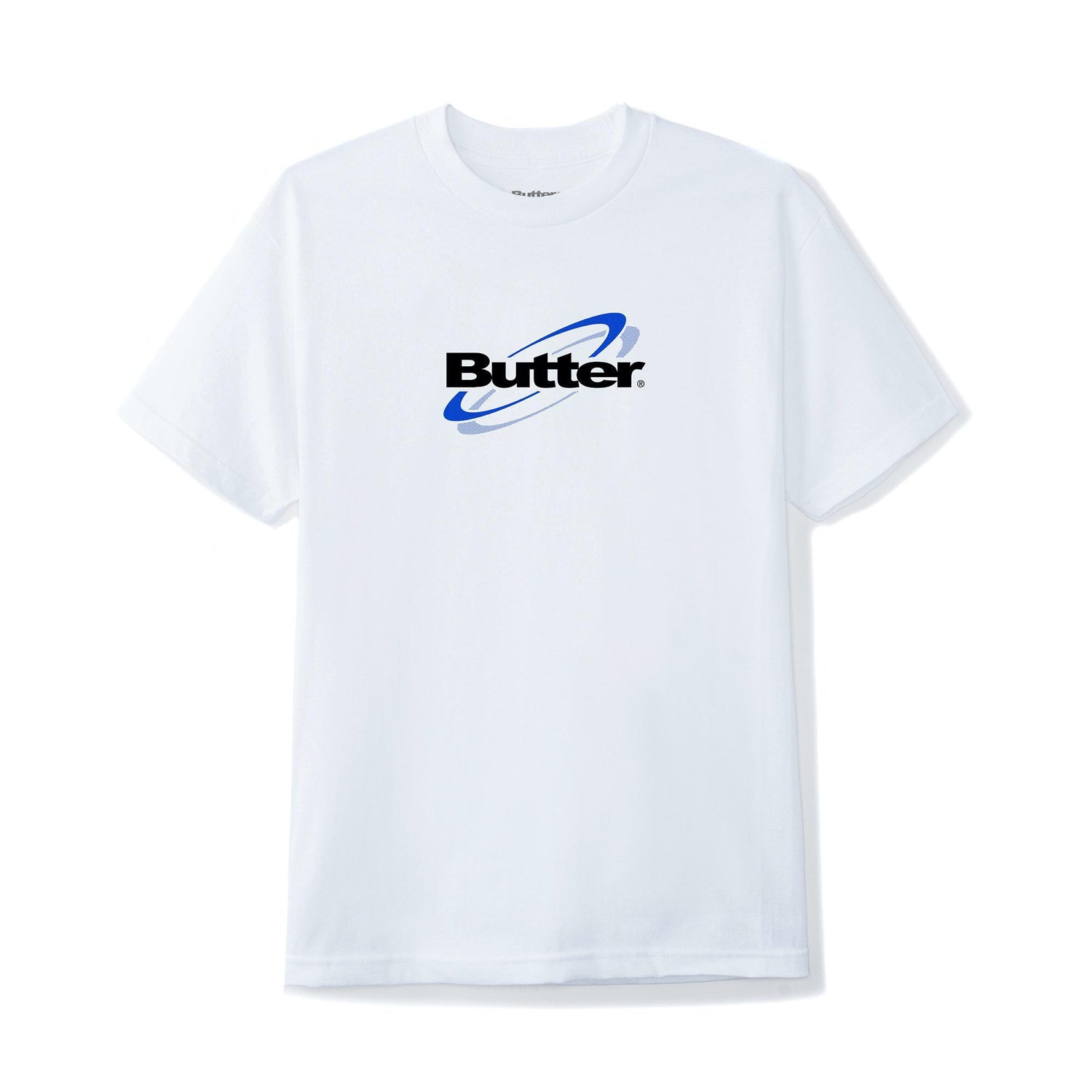 Technology Logo Tee, White