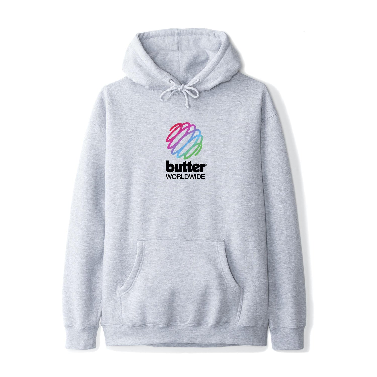 Telecom Pullover, Heather Grey