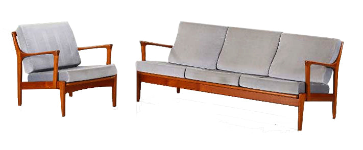 Bertil Friedhagen Sofa & Chair