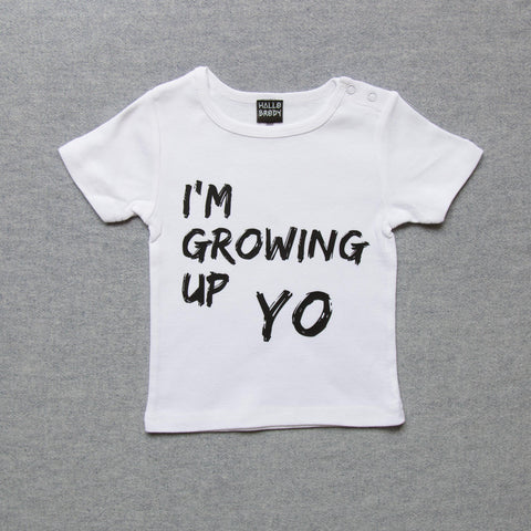 I'm Growing Up Yo