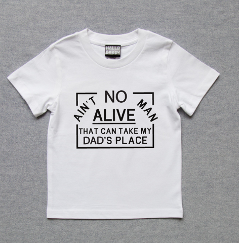 Aint No Man Alive T-Shirt
