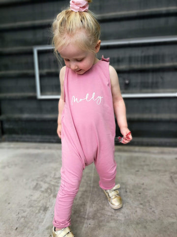 Personalised Rompers