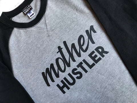 Mother Hustler Contrast Crew
