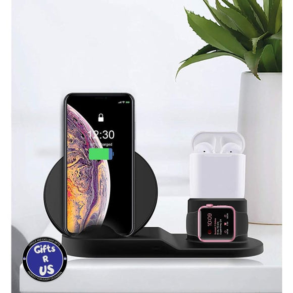 The Perfect All-In-One Charge Station