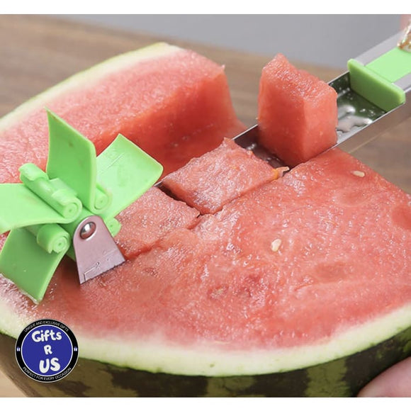 The Perfect Melon Cutter