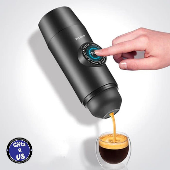 The Perfect Portable Coffee Machine