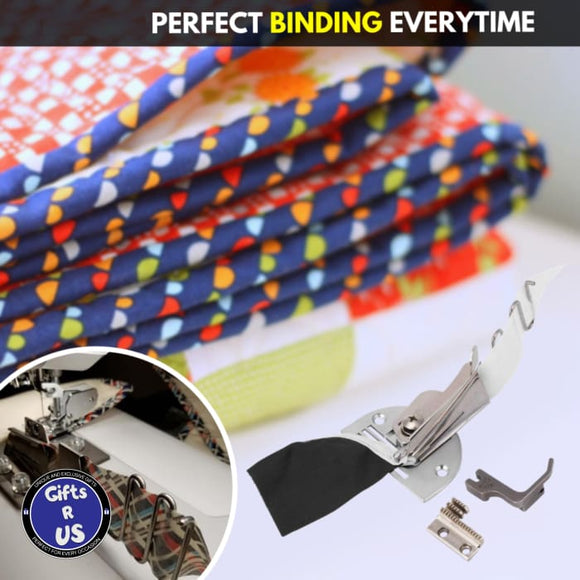 The Perfect Sewing Binder Attatchment