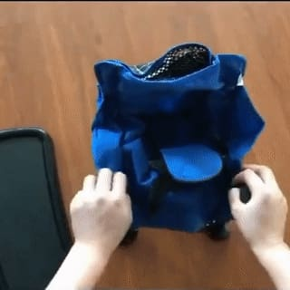 The Perfect Foldable Baby Chair