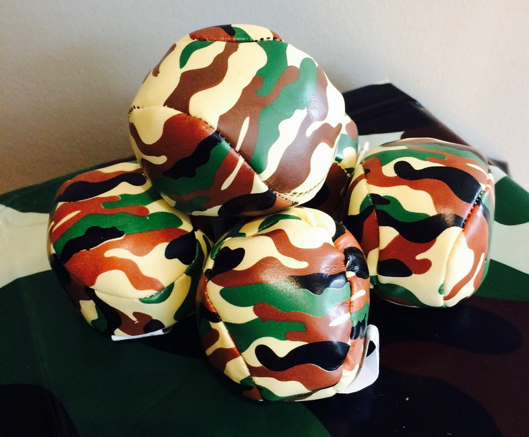Camouflage party supplies