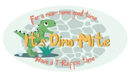 Dinosaur party games for kids