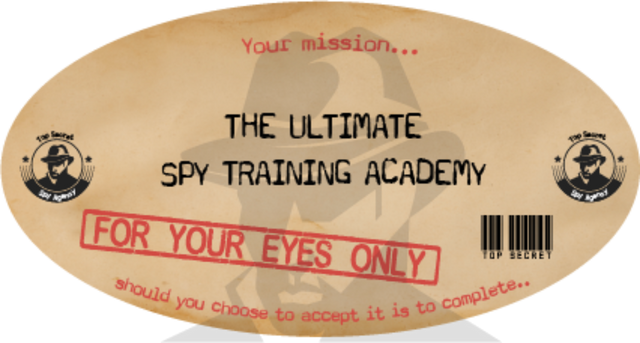 Spy party games box