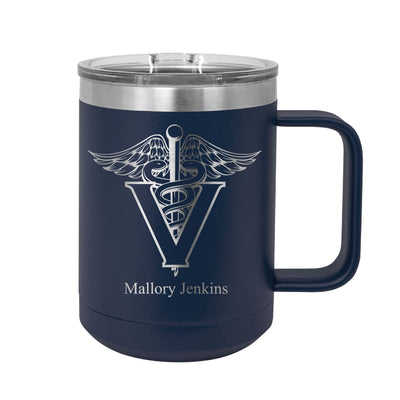 Veterinarian Insulated Mug Tumbler