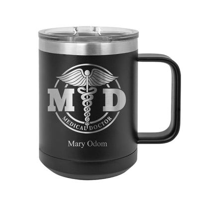 Medical Doctor Insulated Mug Tumbler