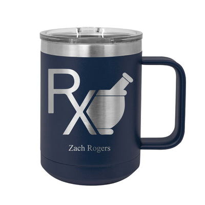 Pharmacist Insulated Mug Tumbler
