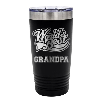 World's Best Grandpa Tumbler