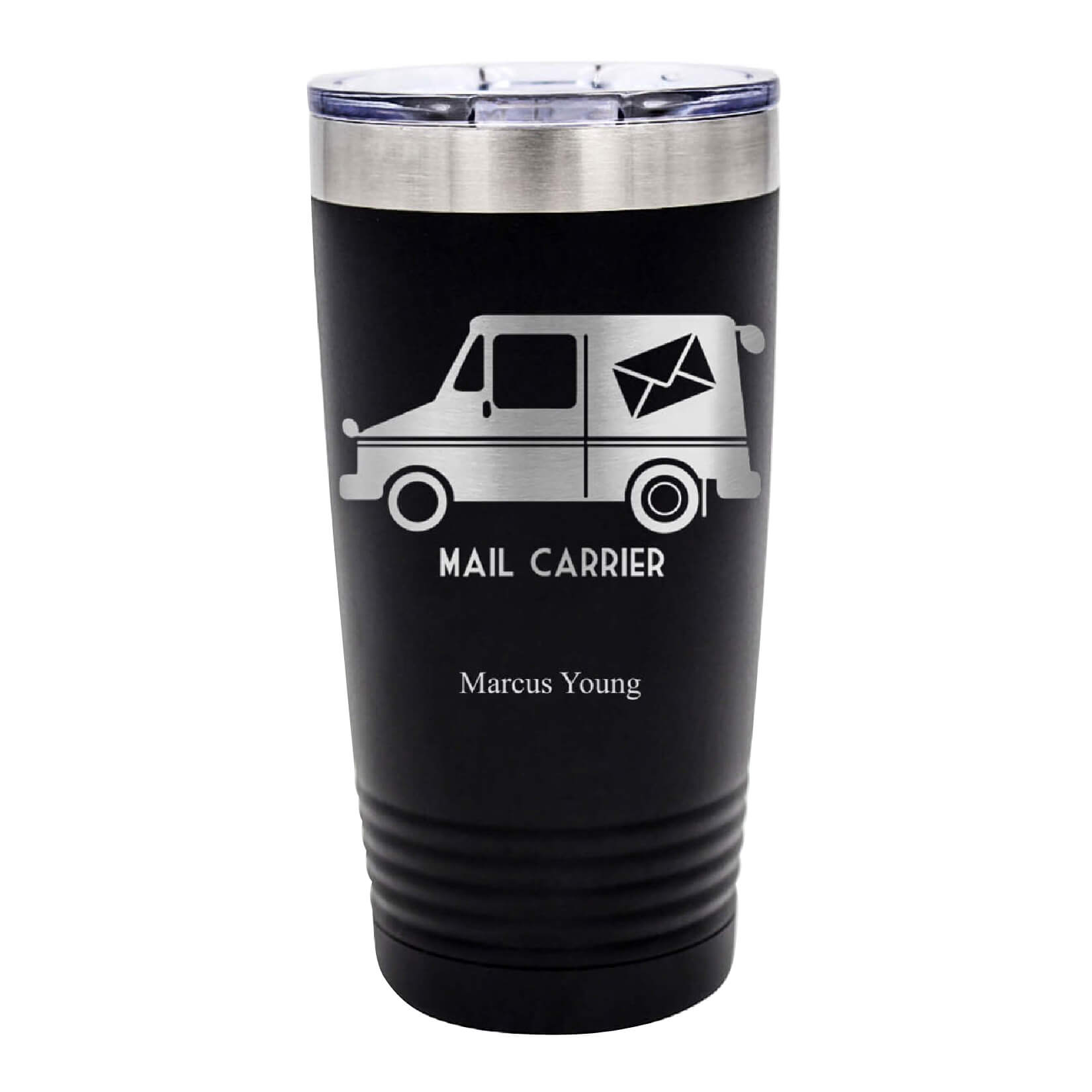 Mail Carrier Tumbler